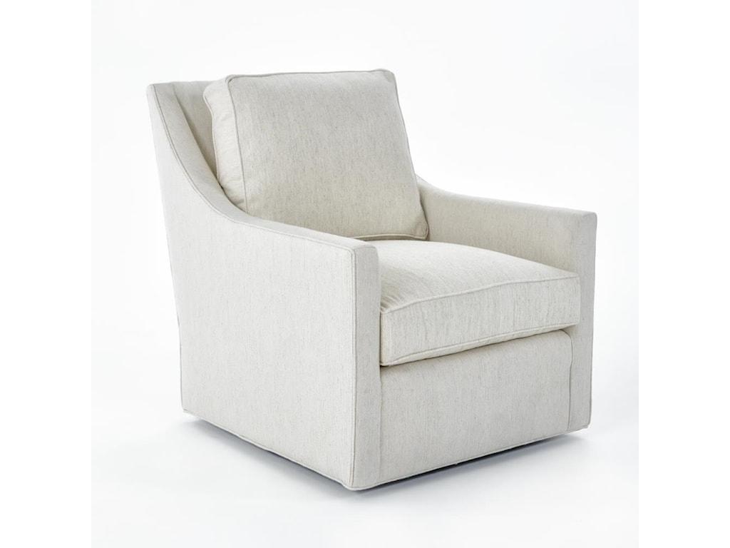 Miles Talbott FairfaxSwivel Chair
