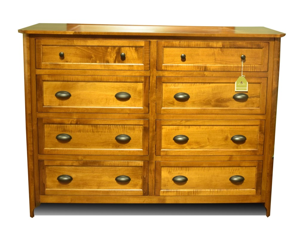 Amish Crafted in the USA BaldwinAmish Dresser