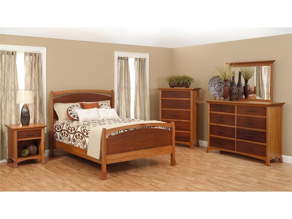 Millcraft OasisHigh Dresser