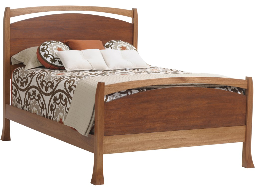Millcraft OasisFull Panel Bed