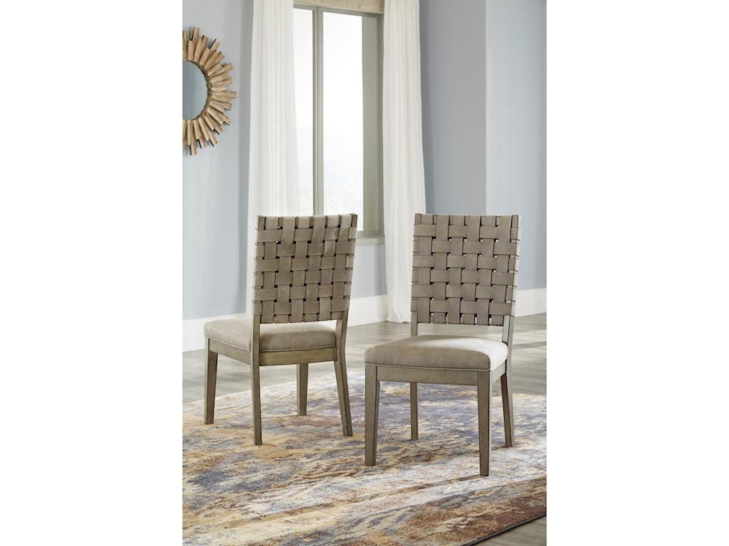 Millennium ChapstoneDining Upholstered Side Chair