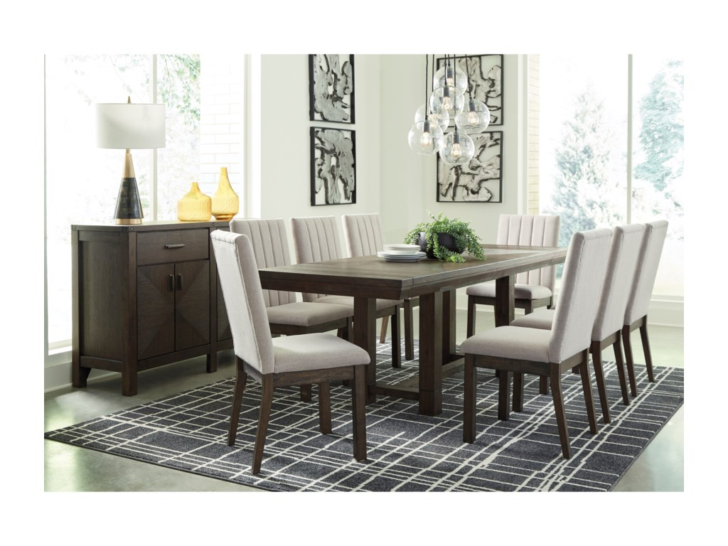 Millennium DellbeckRectangular Dining Room Table