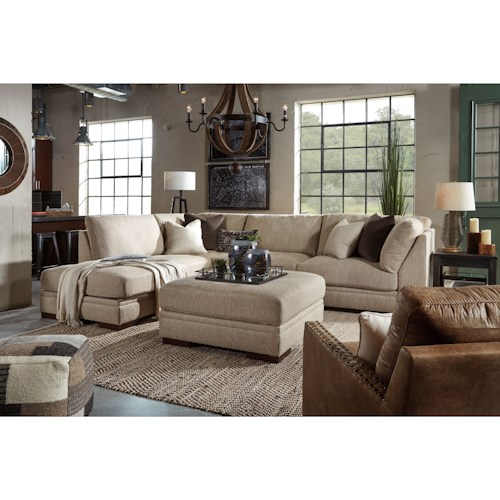 Millennium Malakoff Stationary Living Room Group