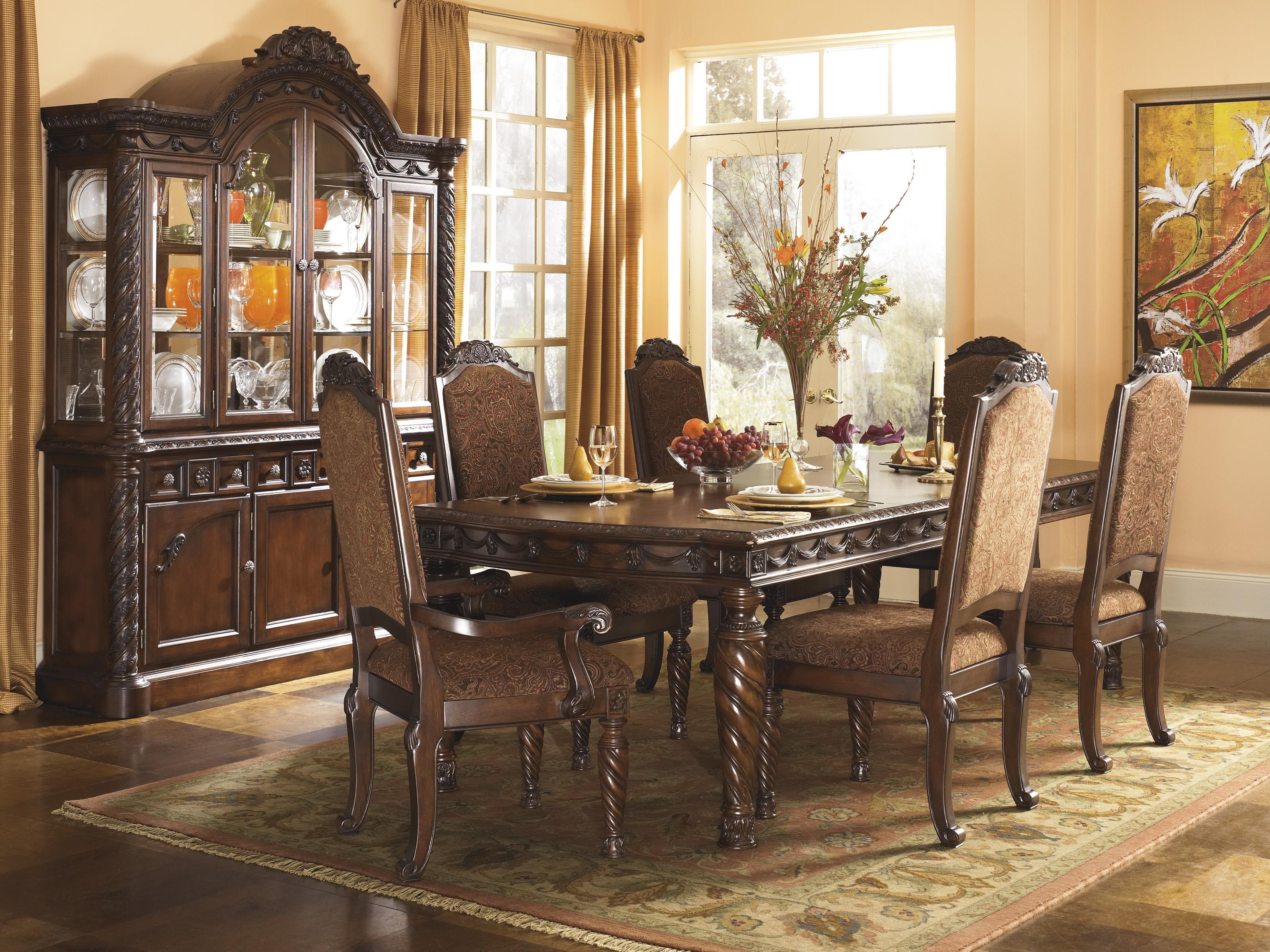 North Shore Formal Dining Room Group By Millennium