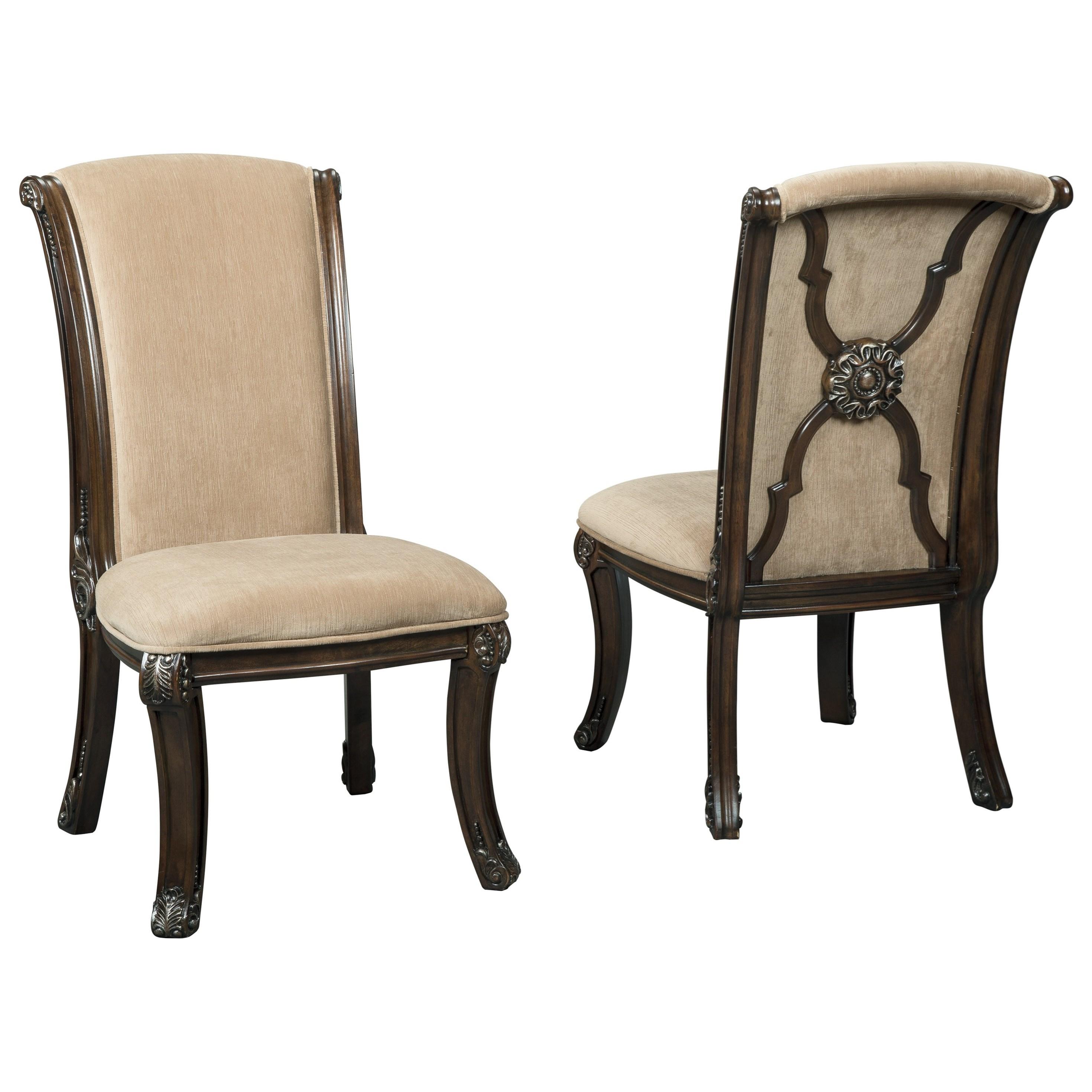 Millennium ValravenDining Upholstered Side Chair ...