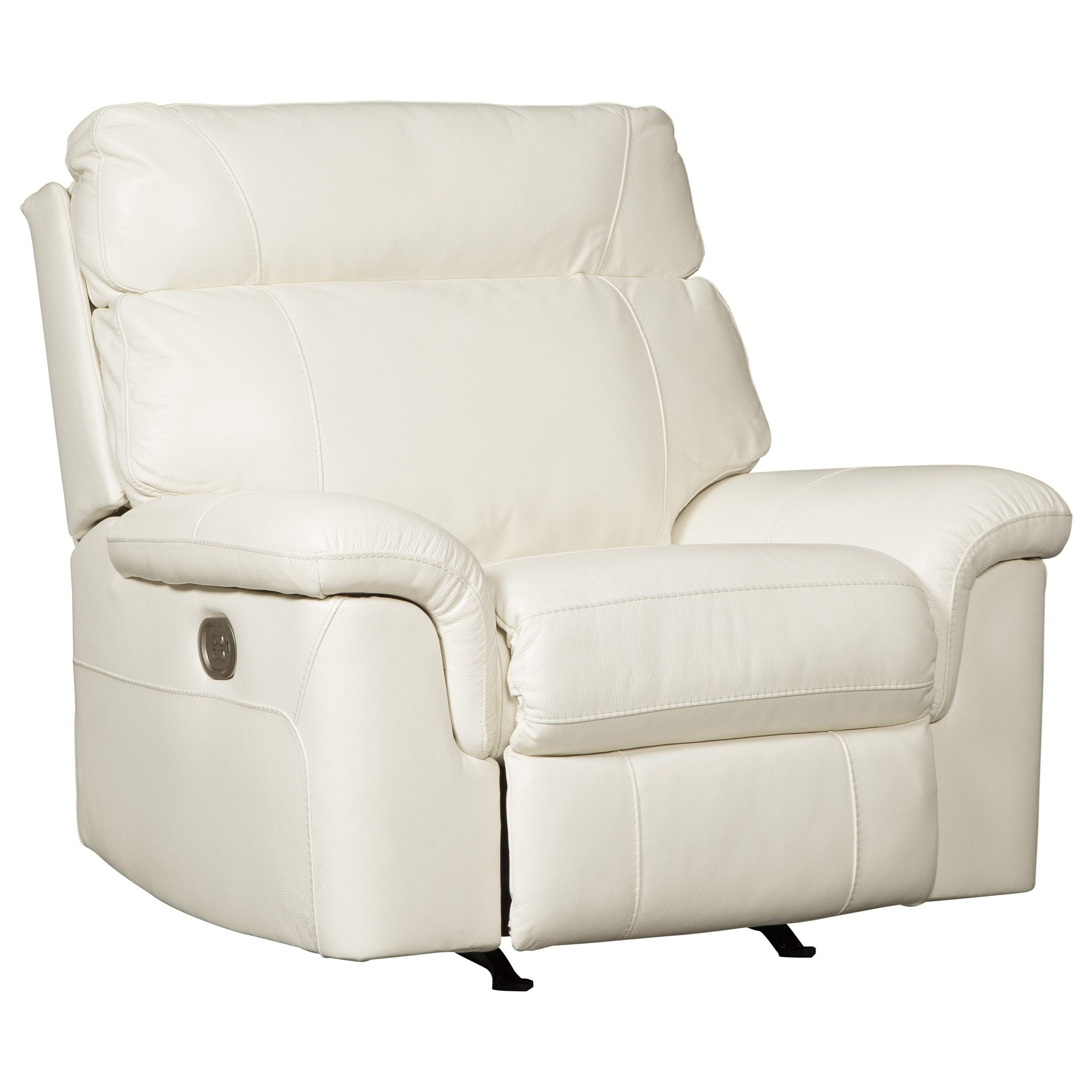 Millennium WhitevillePower Recliner W/ Adjustable Headrest ...