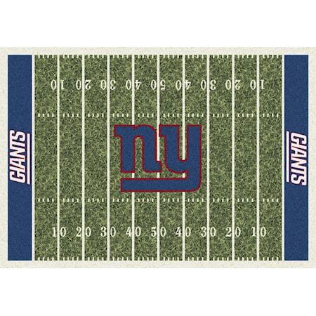 NY Giants Area Rug