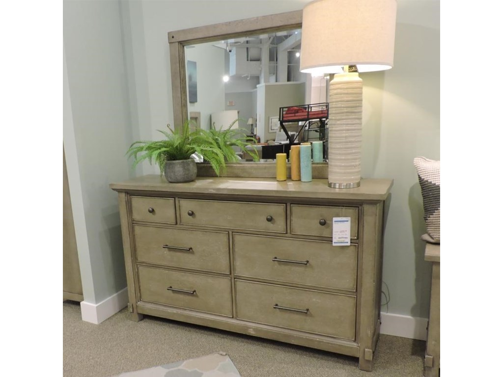 Miscellaneous ClearanceDrawer Dresser