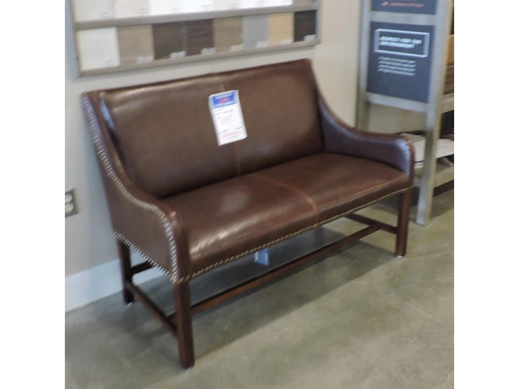 Miscellaneous ClearanceSettee- Antique Saddle