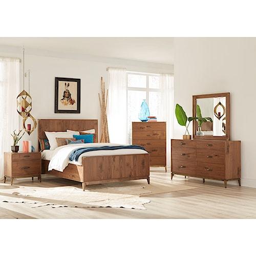 Modus International Adler California King Bedroom Group