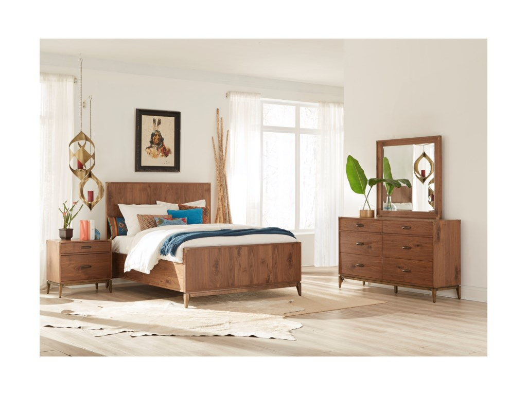 Modus International AdlerKing Bedroom Group