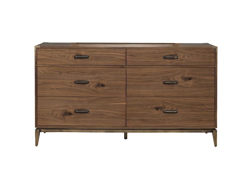 Modus International AdlerSix Drawer Dresser