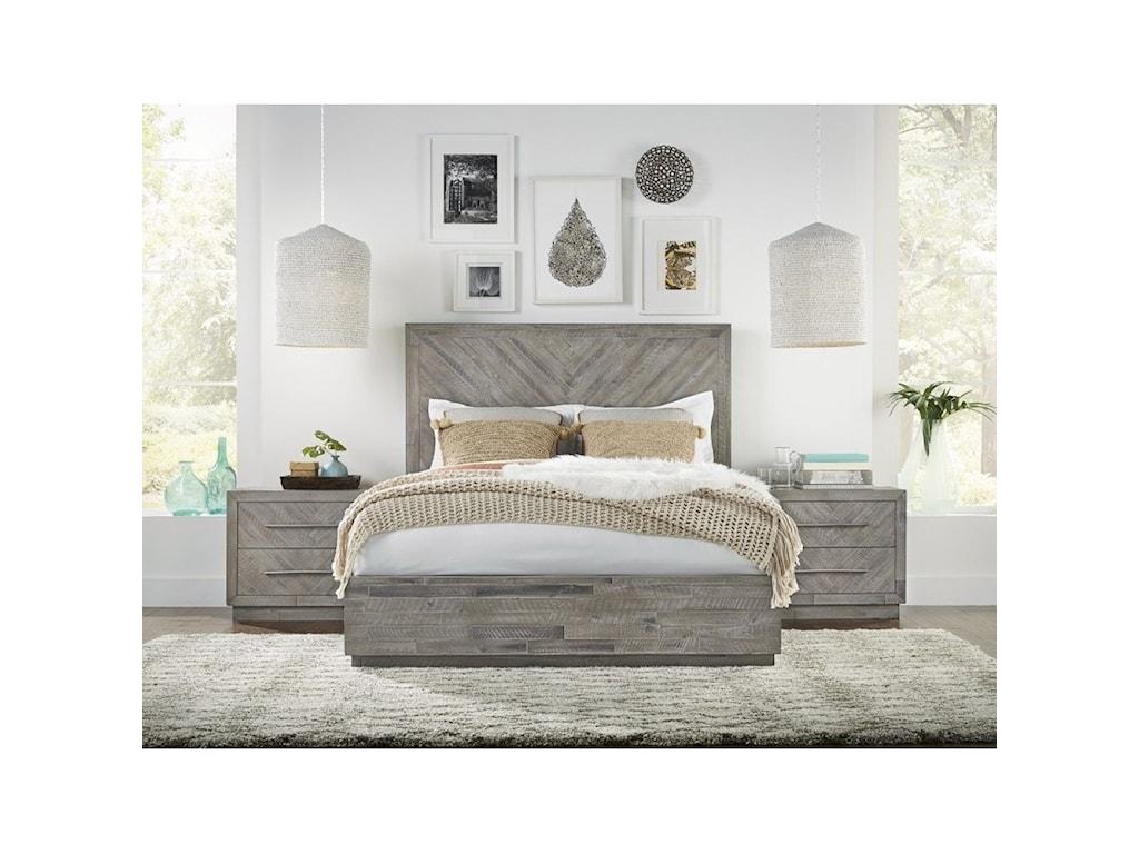 Modus International AlexandraFull Platform Bed