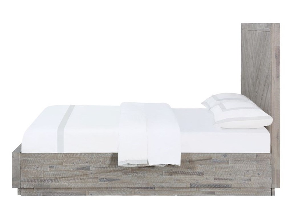 Modus International AlexandraCalifornia King Platform Bed