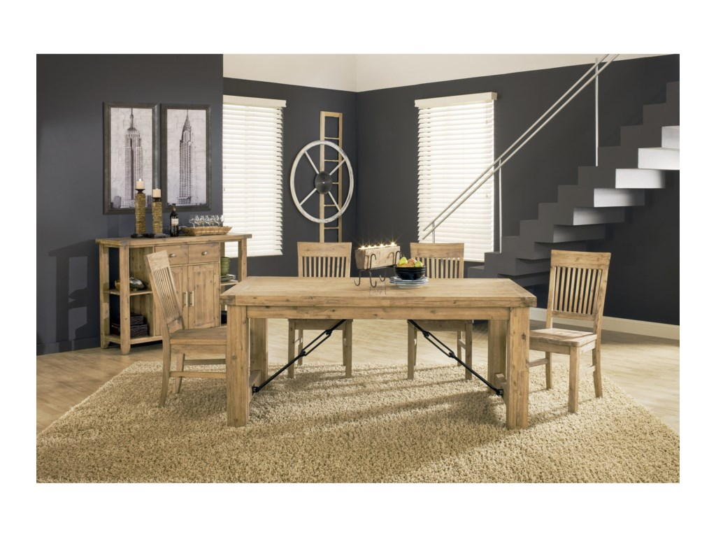 Modus International AutumnCasual Dining Room Group