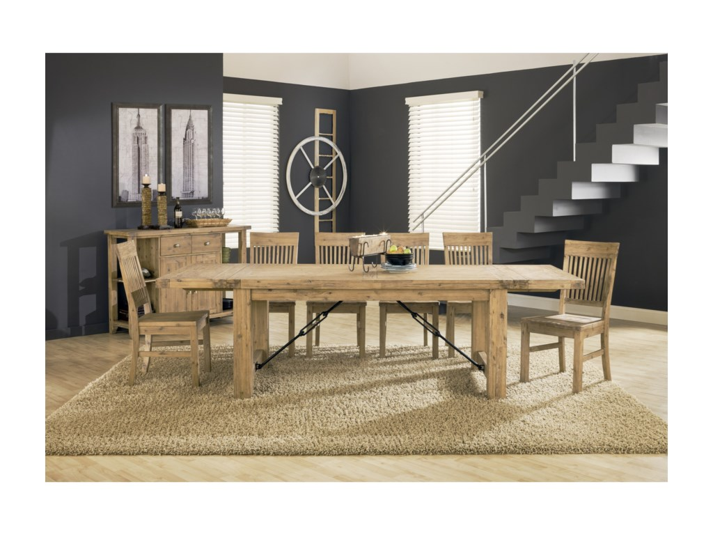 Modus International AutumnFormal Dining Room Group