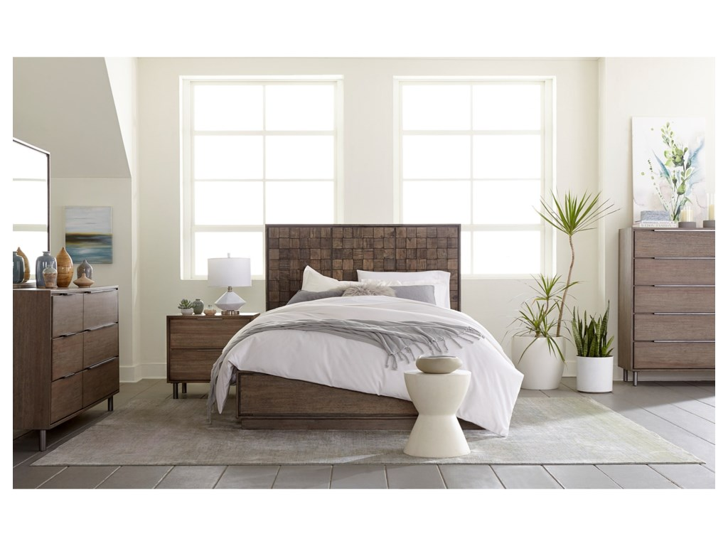 Modus International BerkeleyQueen Bedroom Group