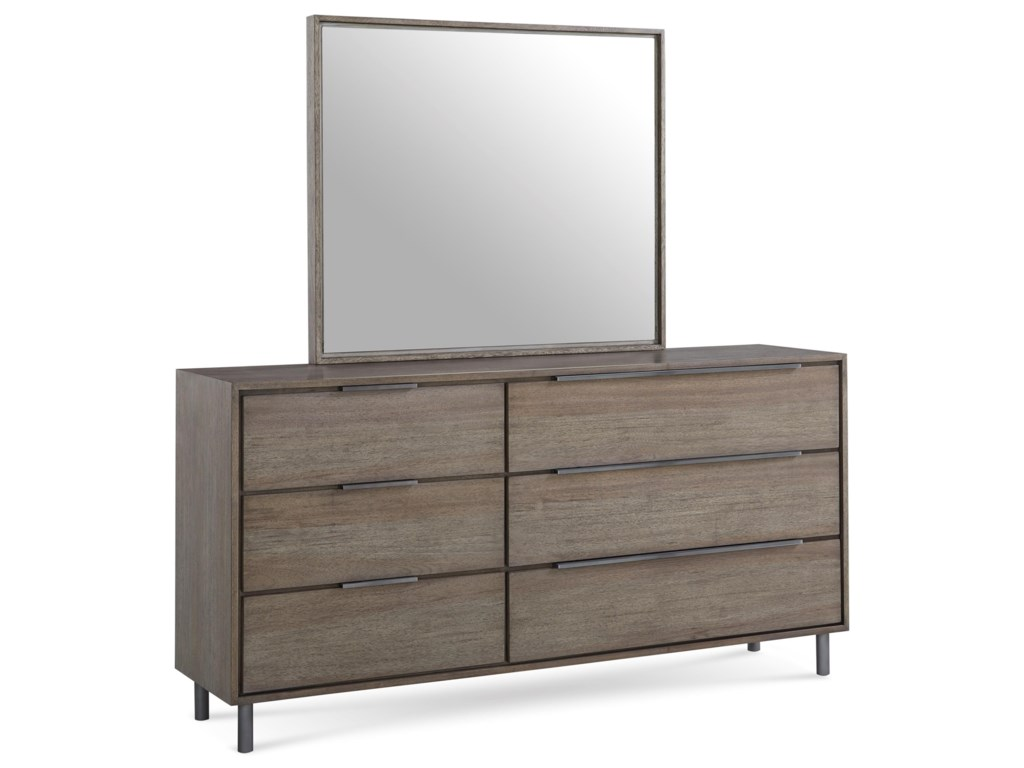 Modus International BerkeleyDresser