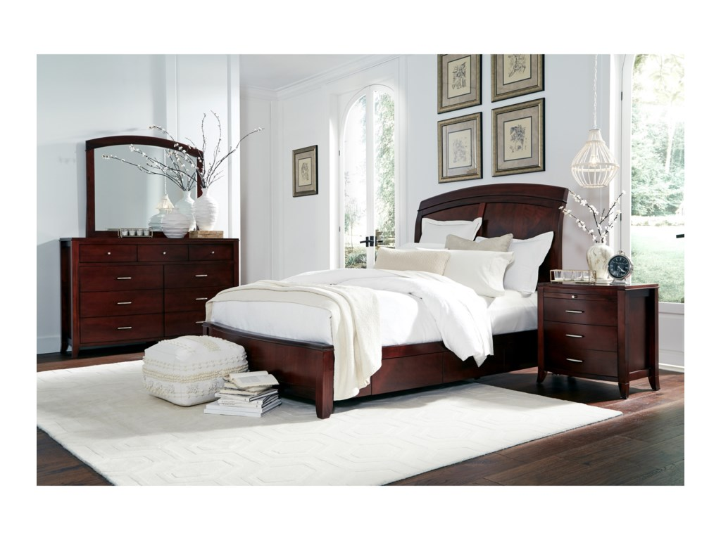 Modus International BrightonTwin Bedroom Group