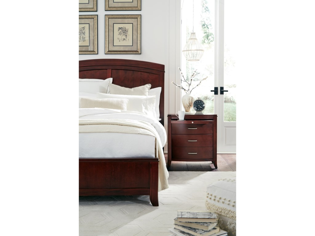 Modus International BrightonTwo Drawer Nightstand