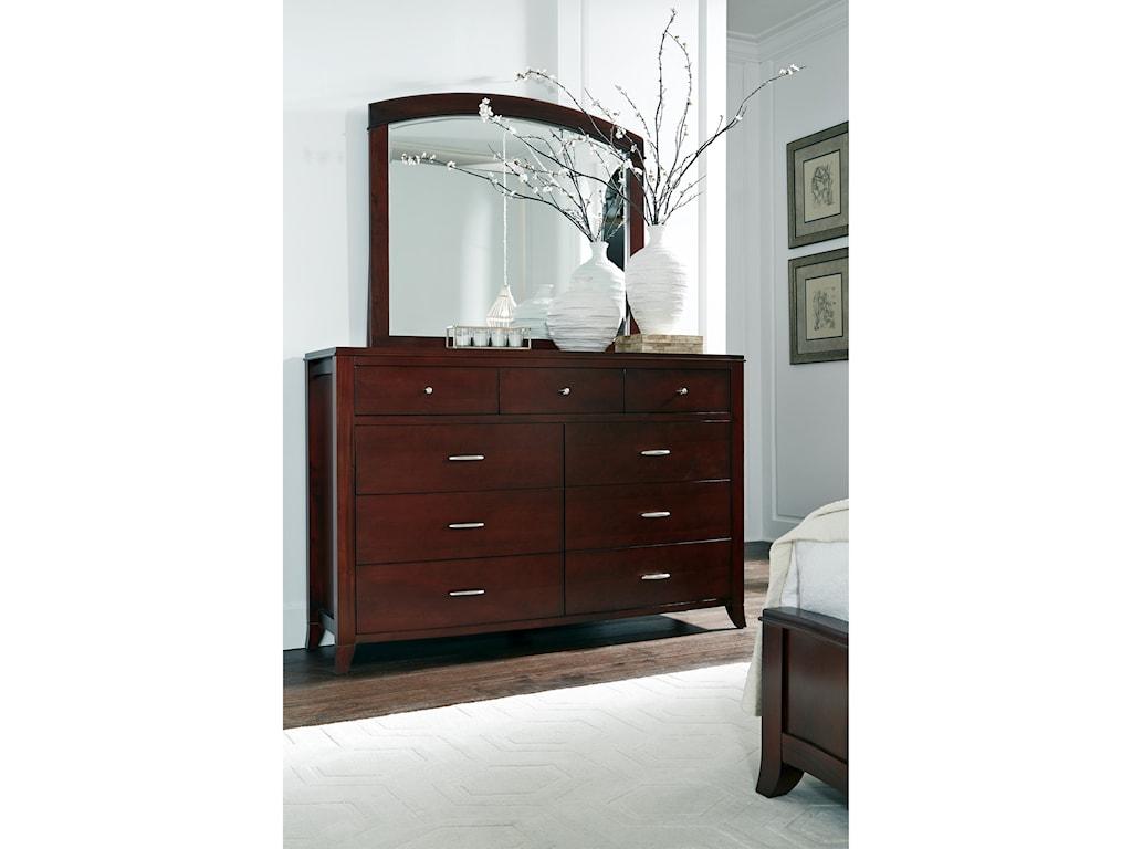 Modus International Brighton9 Drawer Dresser