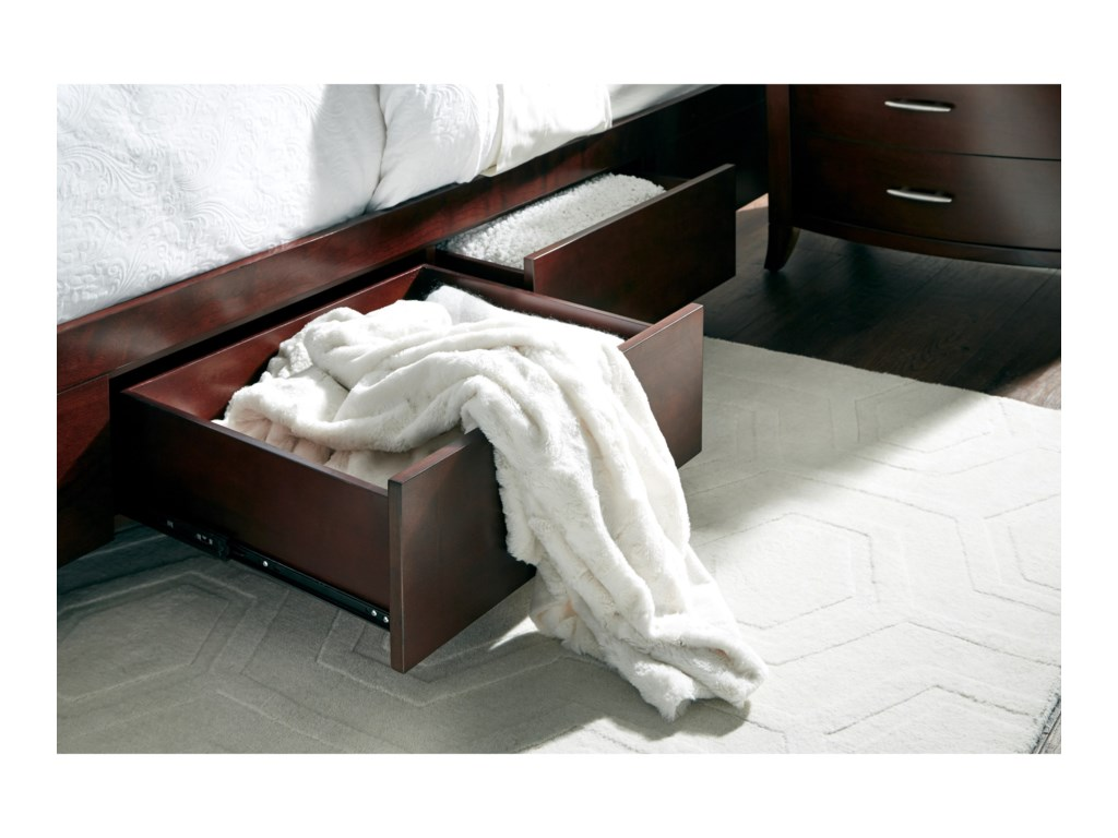 Modus International BrightonCalifornia King Storage Bed