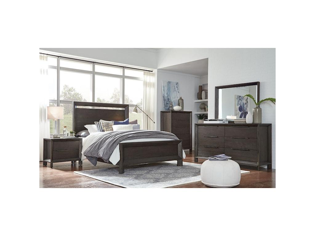 Modus International ChloeQueen Bedroom Group