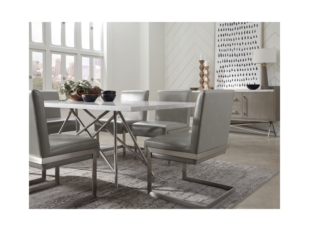 Modus International Coral7-Piece Dining Table Set