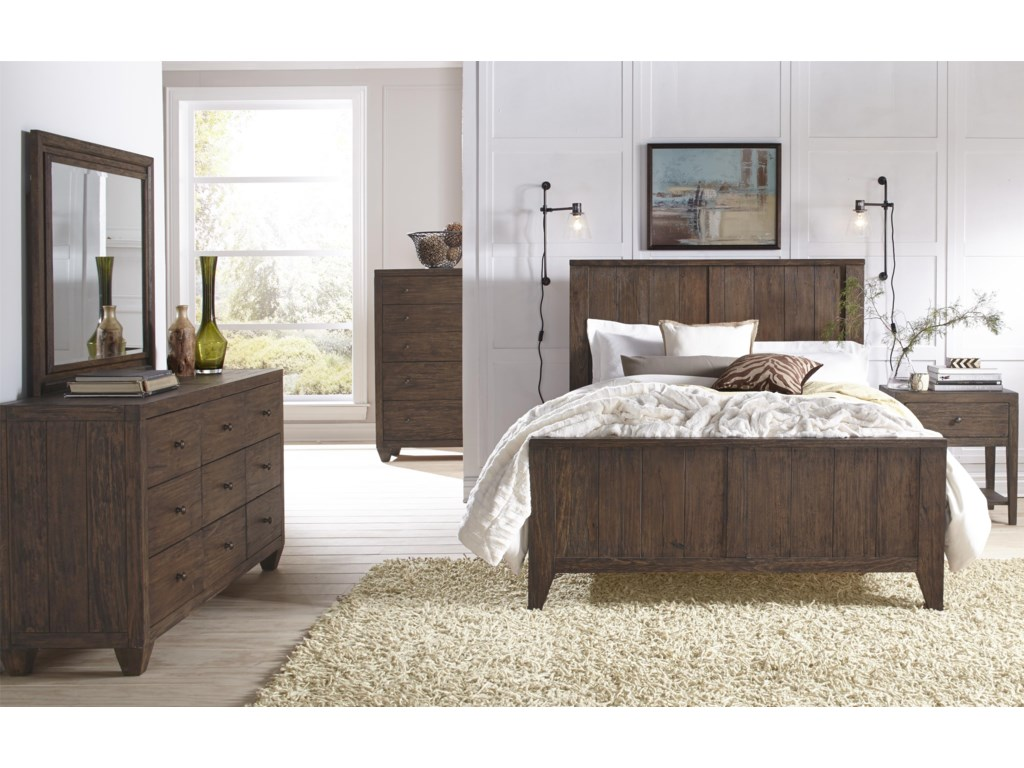 Modus International CorinthQueen Bed