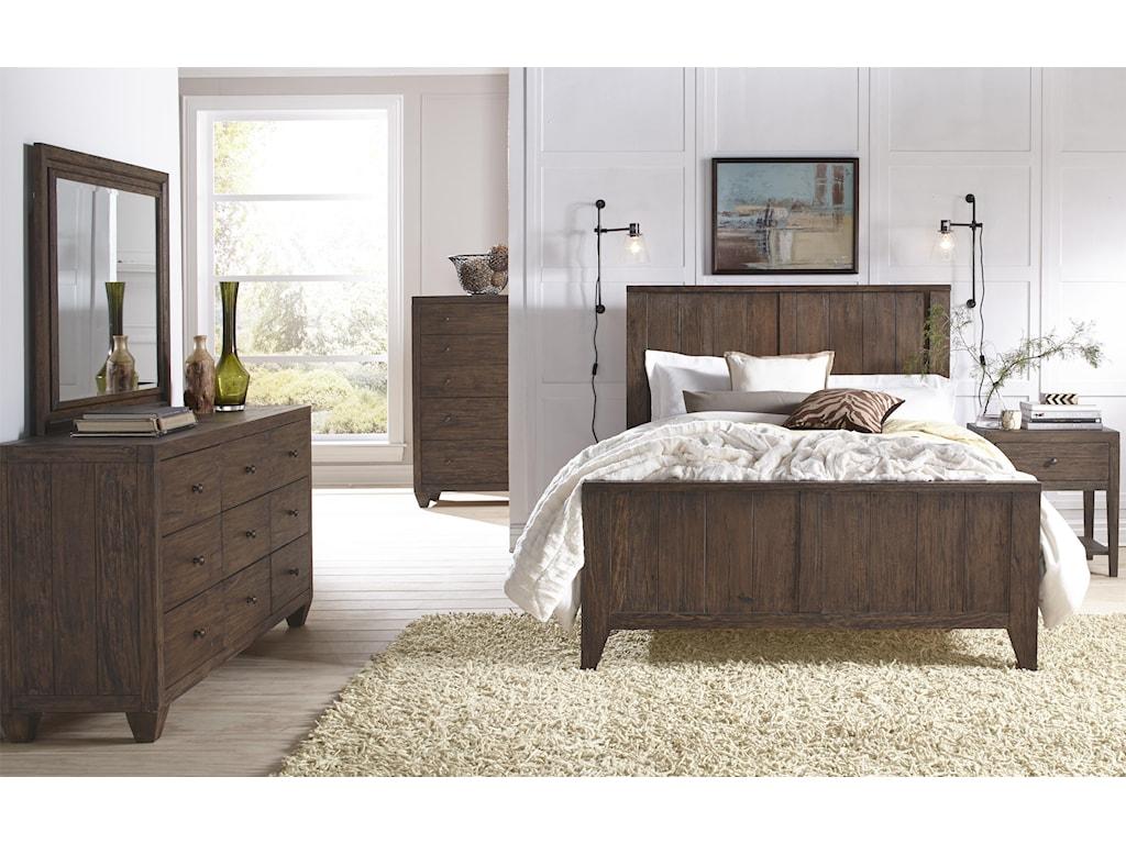 Modus International CorinthQueen Bed