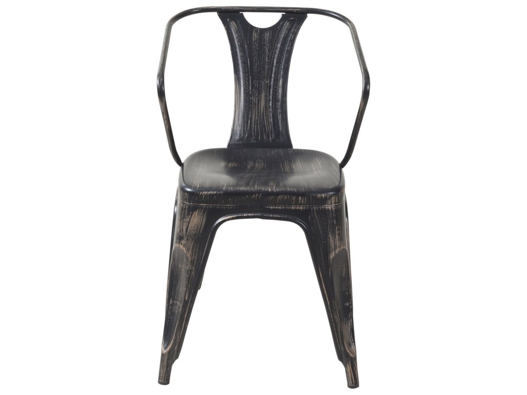Modus International CrossroadsNixon Metal Chair