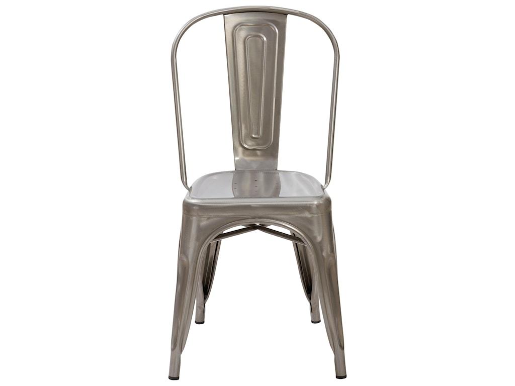 Modus International CrossroadsSawyer Metal Chair