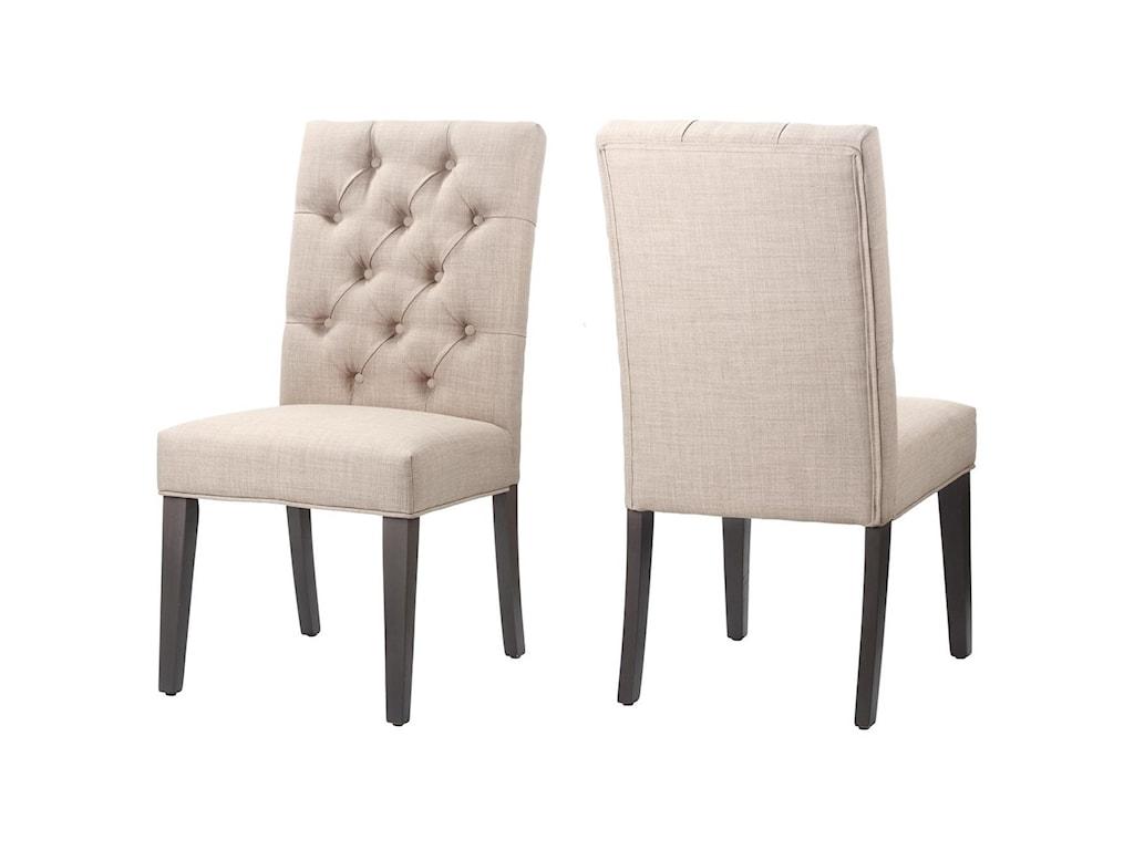Modus International CrossroadsKathryn Upholstered Parsons Dining Chair