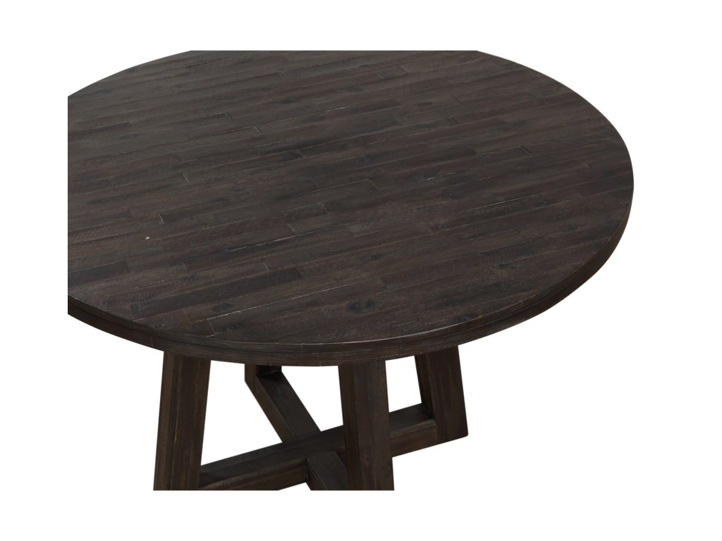 Modus International CrossroadsOrson Solid Wood Counter Table Set
