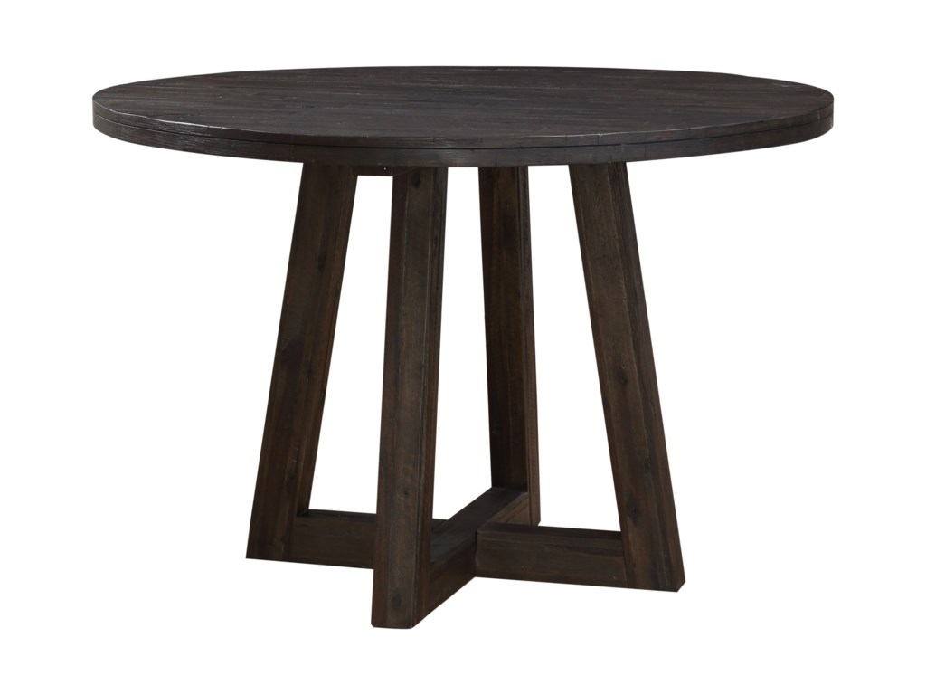 Modus International CrossroadsOrson Solid Wood Counter Table