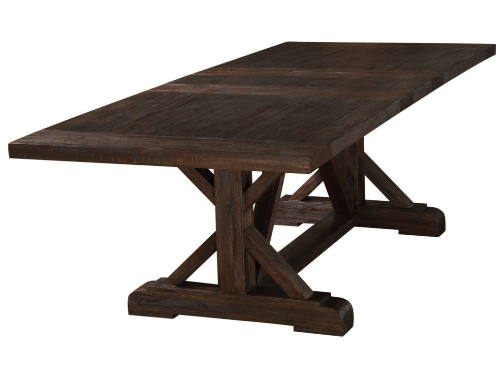 Modus International CrossroadsCameron Solid Wood Table Set with Bench