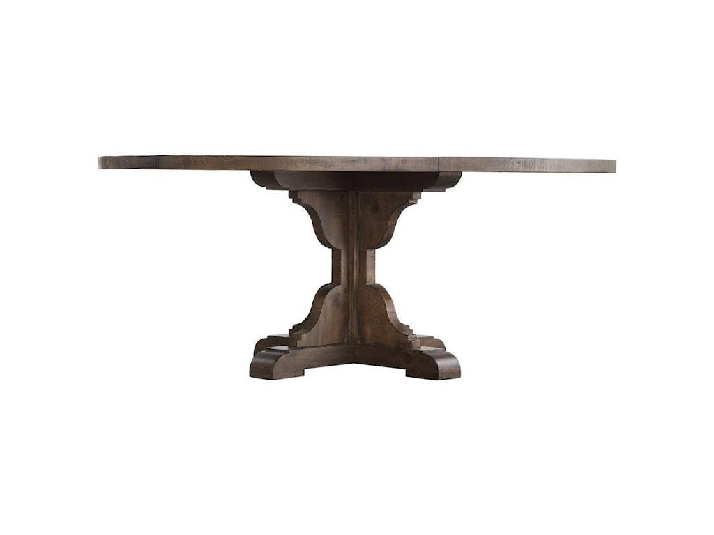 Modus International CrossroadsPhilip Solid Wood Round Dining Table