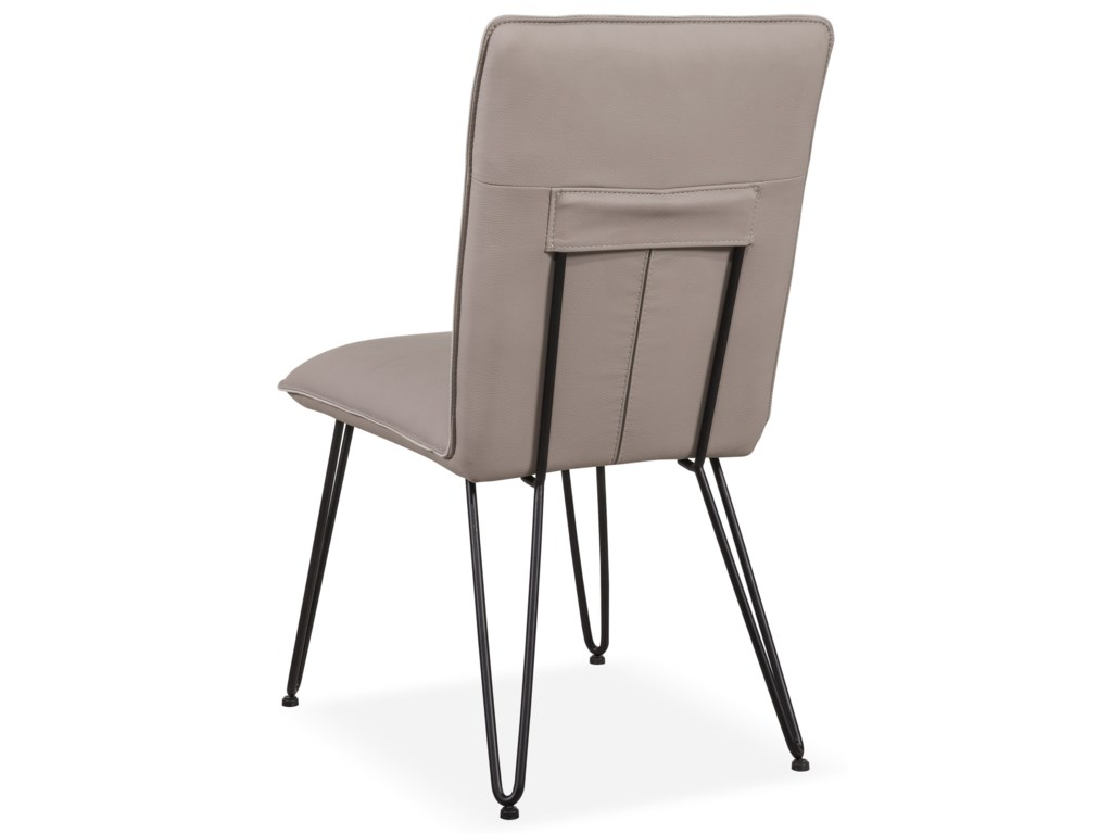 Modus International CrossroadsDemi Hairpin Leg Modern Dining Chair