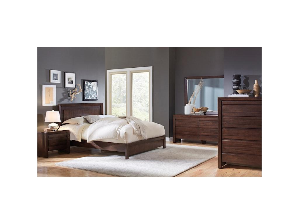 Modus International ElementCalifornia King Bed