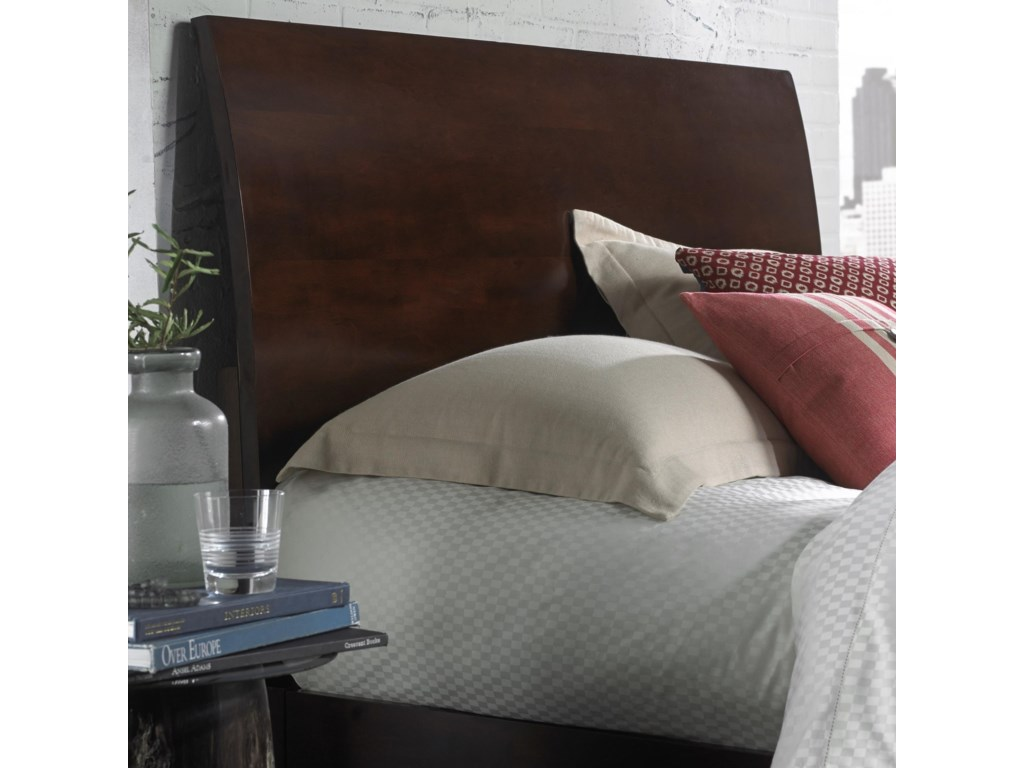 Modus International FiguraQueen Curva Headboard