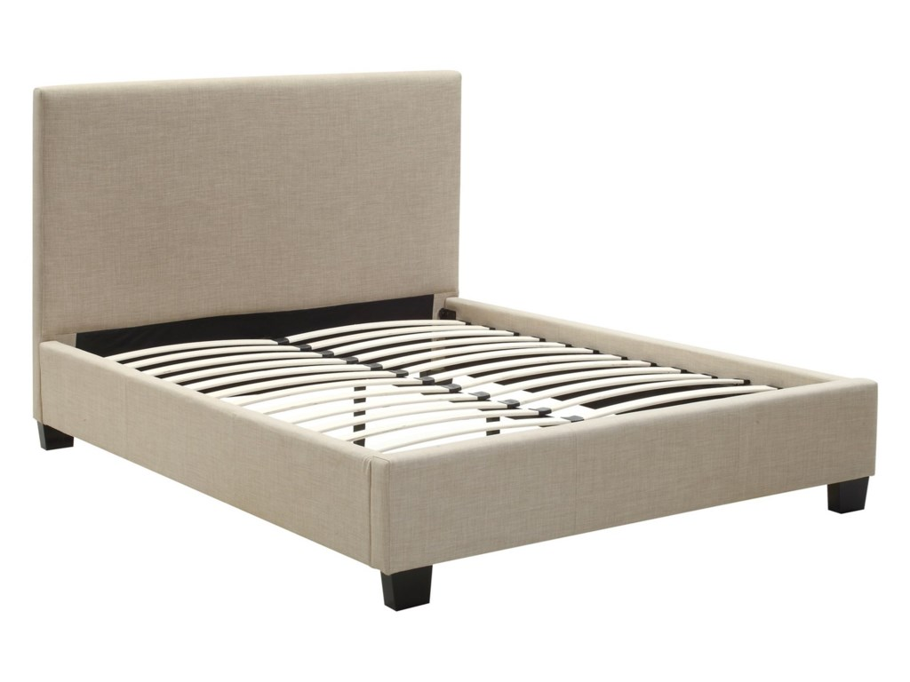 Modus International GenevaCal King St. Pierre Platform Bed