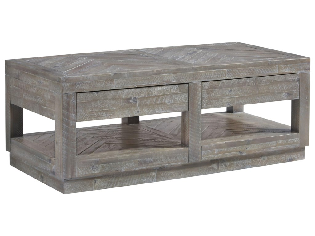 Modus International HerringboneCoffee Table