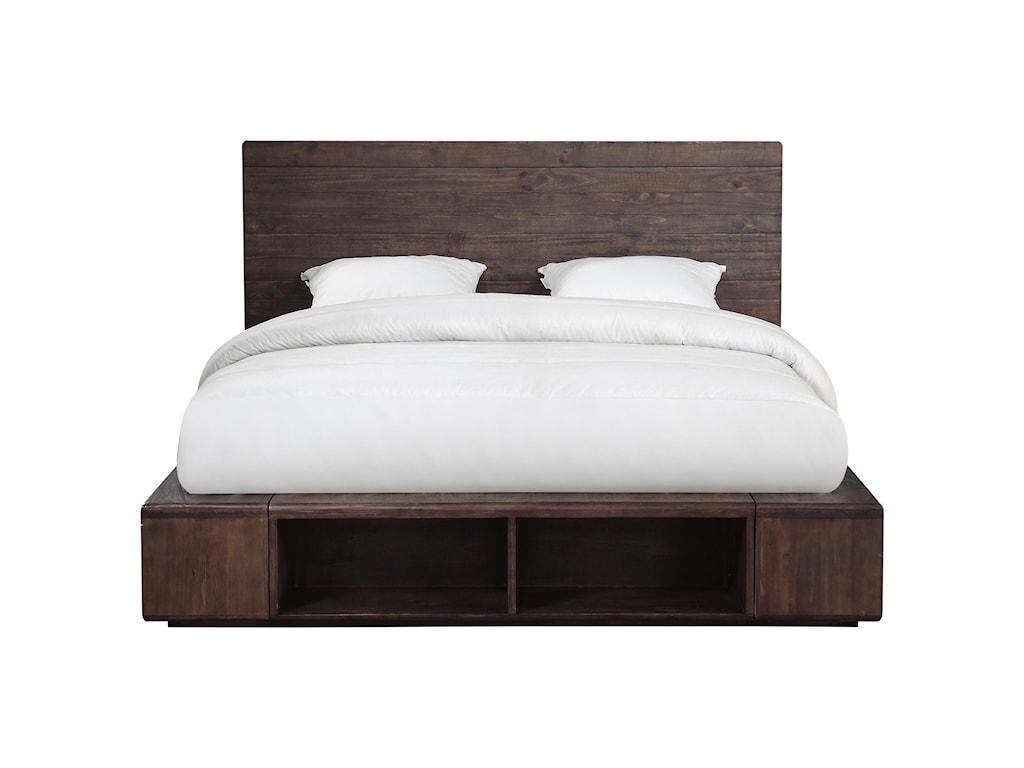 Modus International McKinneyQueen Platform Bed