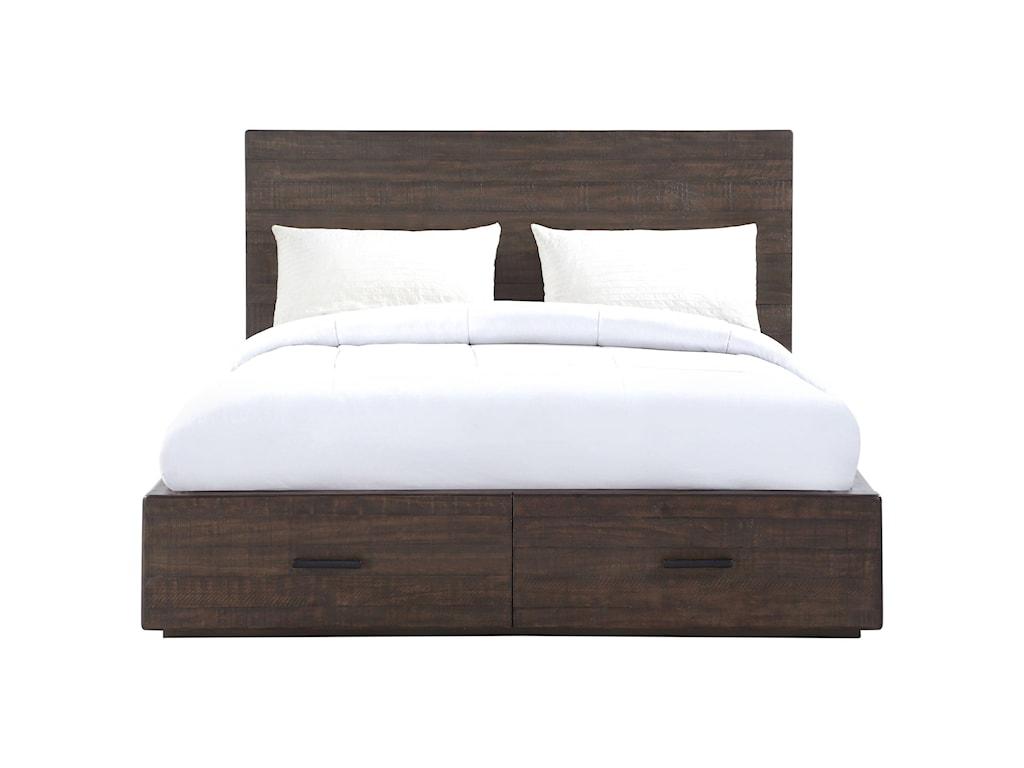 Modus International McKinneyQueen Storage Bed