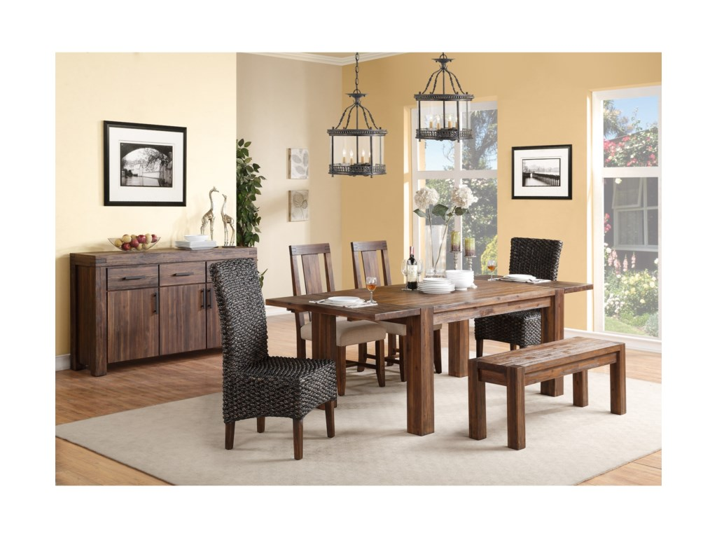 Modus International MeadowFormal Dining Room Group