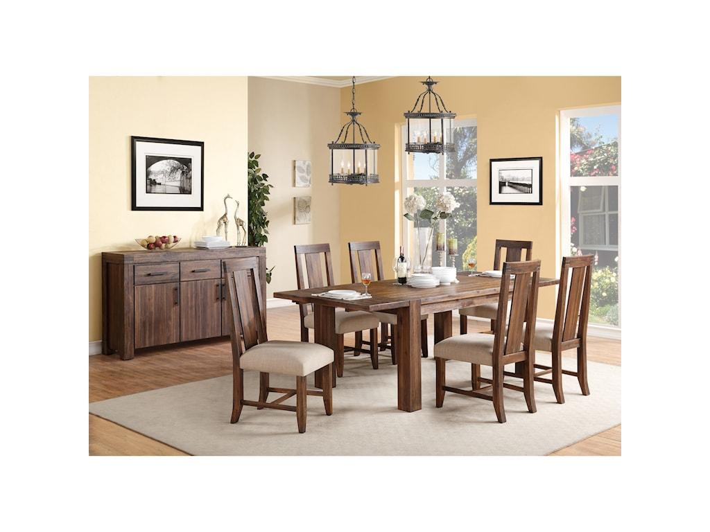Modus International MeadowFormal Dining Room Group