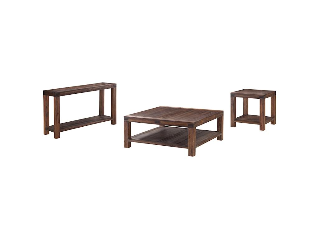 Modus International MeadowConsole Table