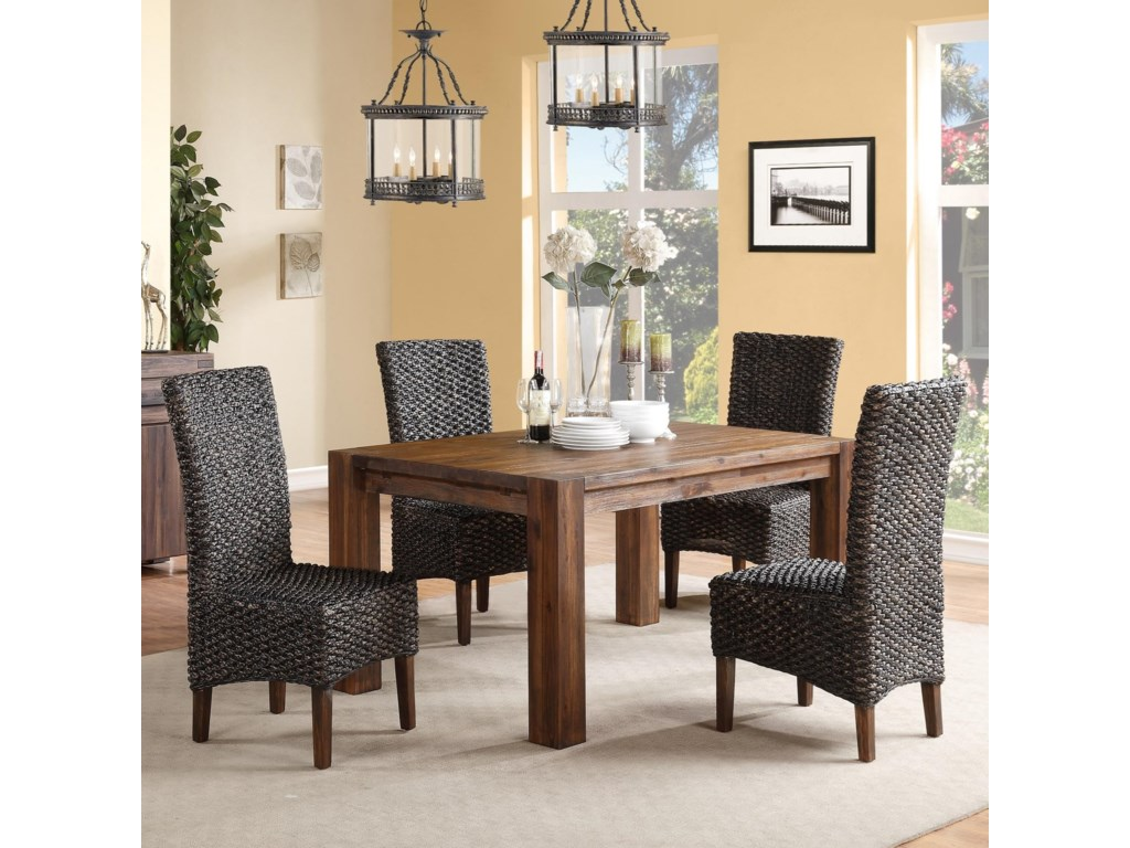 Modus International Meadow5-Piece Table & Chair Set