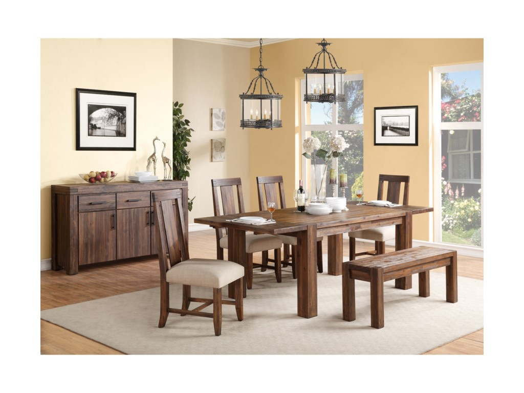Modus International MeadowRectangle Dining Table