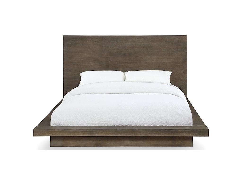 Modus International MelbourneCalifornia King Platform Bed